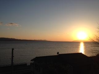 今日の宍道湖